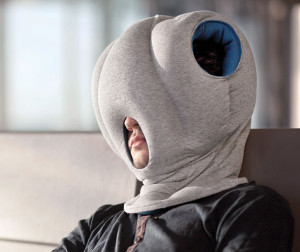 Power Nap Head Pillow