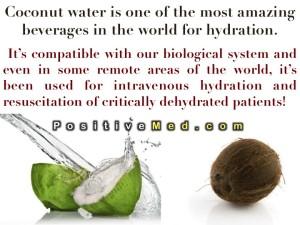 Vibrant Life coconut water