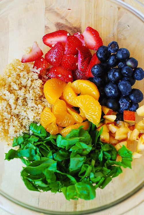 Vibrant Life Oklahoma healthy food